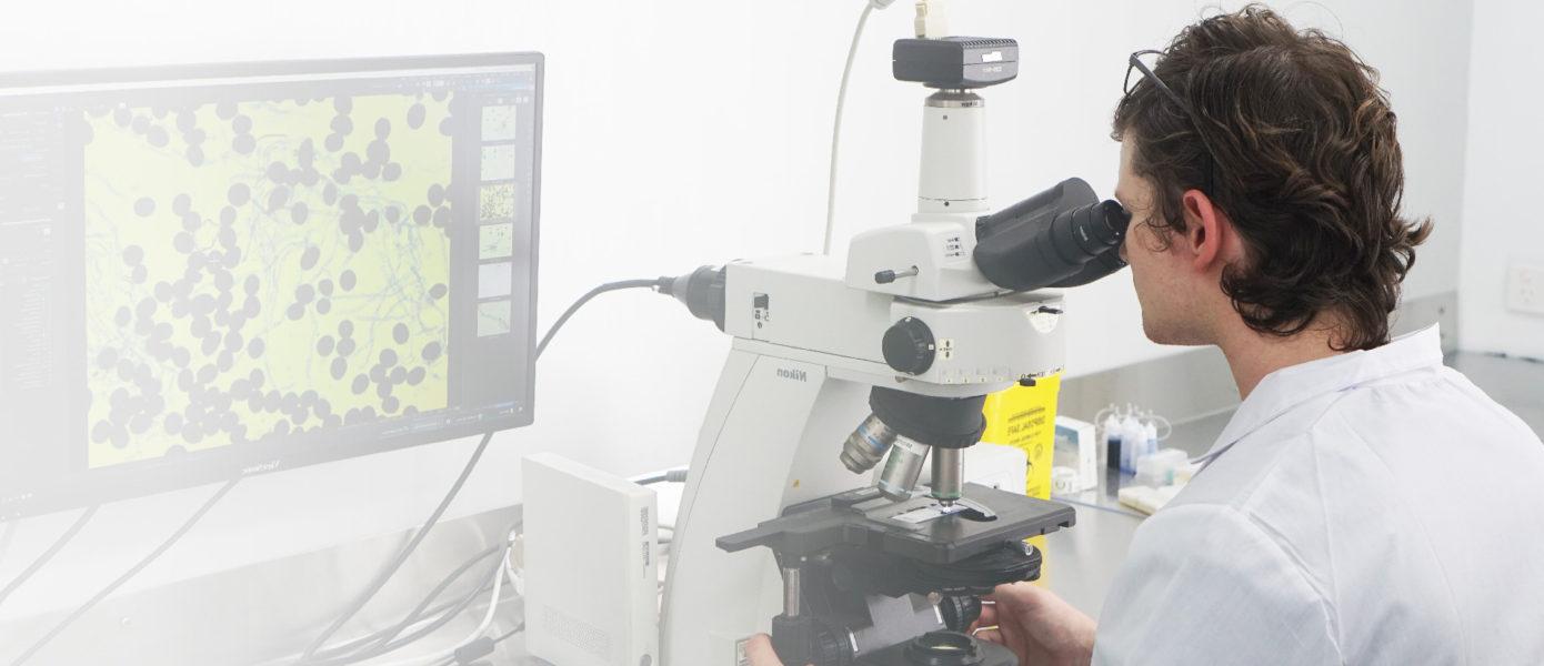 New lab image